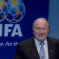 FIFA lays case against Sepp Blatter