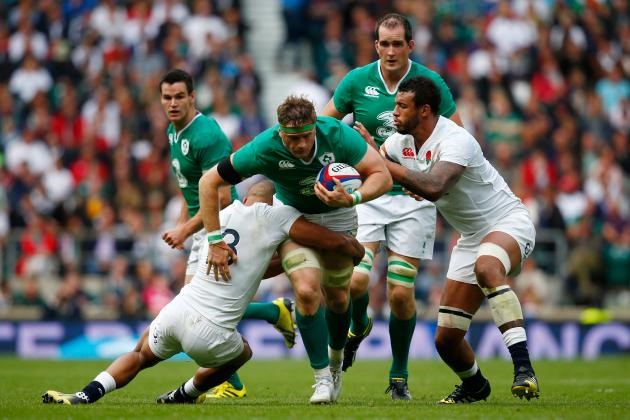 Six Nations Round 4