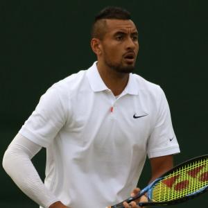 Nick Kyrgios out of Wimbledon