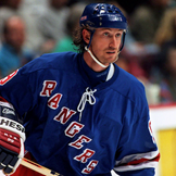 Gretzky on the ice