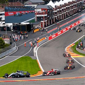 The 2018 Belgian Grand Prix