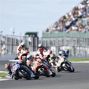 2018 British Motorcycle Grand Prix
