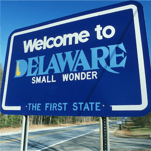 Delaware 1st to Legalise State-Wide Sports Bets