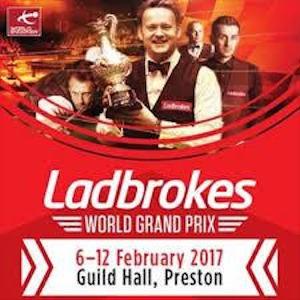 2018 Ladbrokes Snooker World Grand Prix