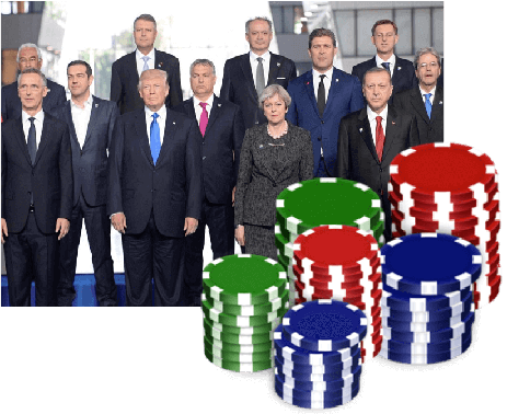 Step Inside the Exciting World of Political Betting
