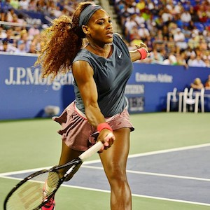 Serena Williams Wins Record 102nd US Open Match