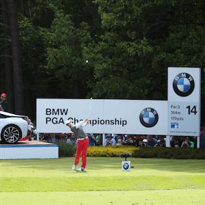The 2018 BMW PGA Championship