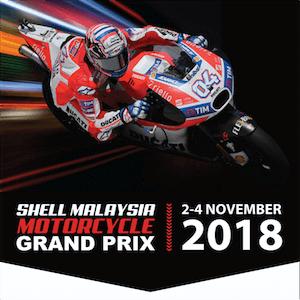 Malaysian Motorcycle Grand Prix 2018