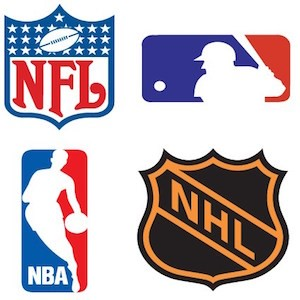 US Leagues Suddenly Pro Sports Betting