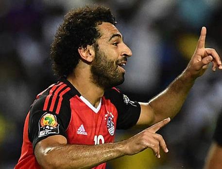 Mohamed Salah- high hopes for Egypt