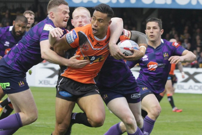 Road to the 2017 Rugby Super League Grand Final