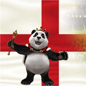 Royal Panda Launches England Football Promo