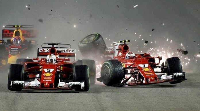The 2017 F1 Season