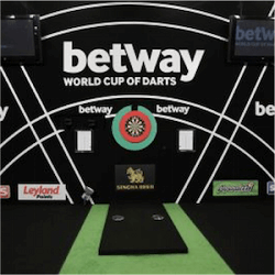 The 2018 Betway World Cup of Darts