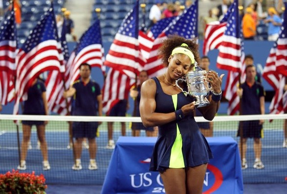 2017 US Tennis Open women's tennis