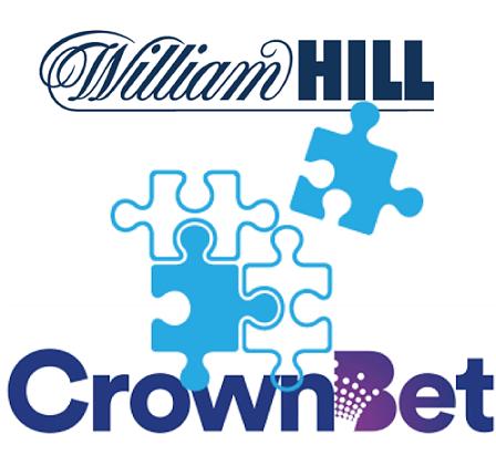 William Hill Explores Merger With CrownBet