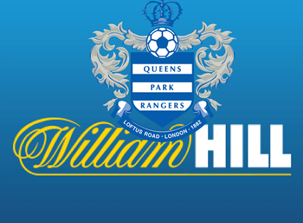 QPR and William Hill Ink Betting Booth Deal