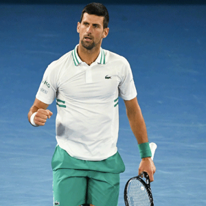 Novak Djokovic breaks ATP record