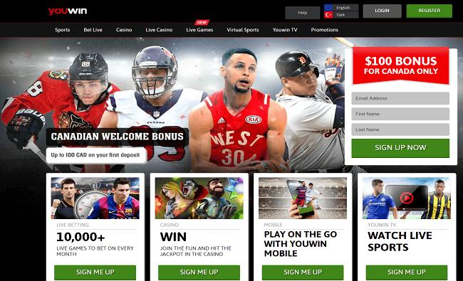 Youwin Sports Betting